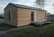 Moderní mobilní domy se vyrábějí z ekologických materiálů Zdroj: Wood Construction s.r.o.; www.mobilni-drevostavby.cz