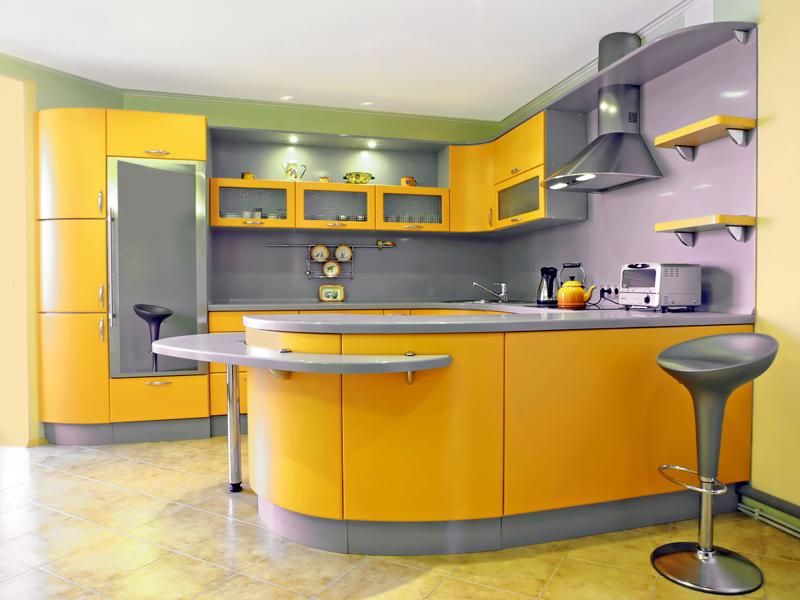 4 Nej Barvy Do Kuchyně Realcity Magazín