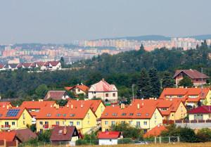 Satelitní města ještě táhnou