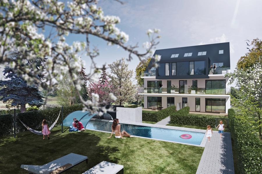 CHRLICE PLACE – moderní aunikátní rezidence, kterou vBrně ajeho okolí jen tak nenajdete