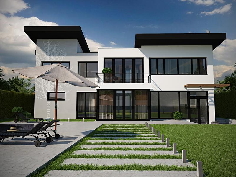 Lexxus Norton uvádí na trh nový luxusní projekt chytrého bydlení Vily Tuchoměřice
