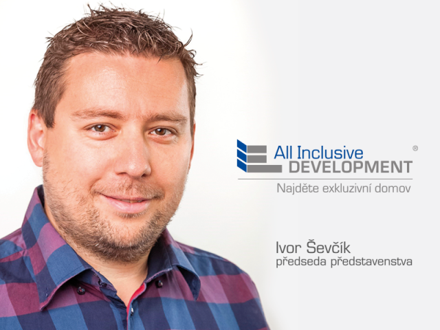 Ivor Ševčík, předseda představenstva (All Inclusive Development)