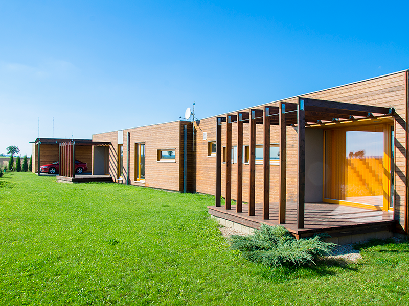 Montované domy. Proč je Češi upřednostňují?