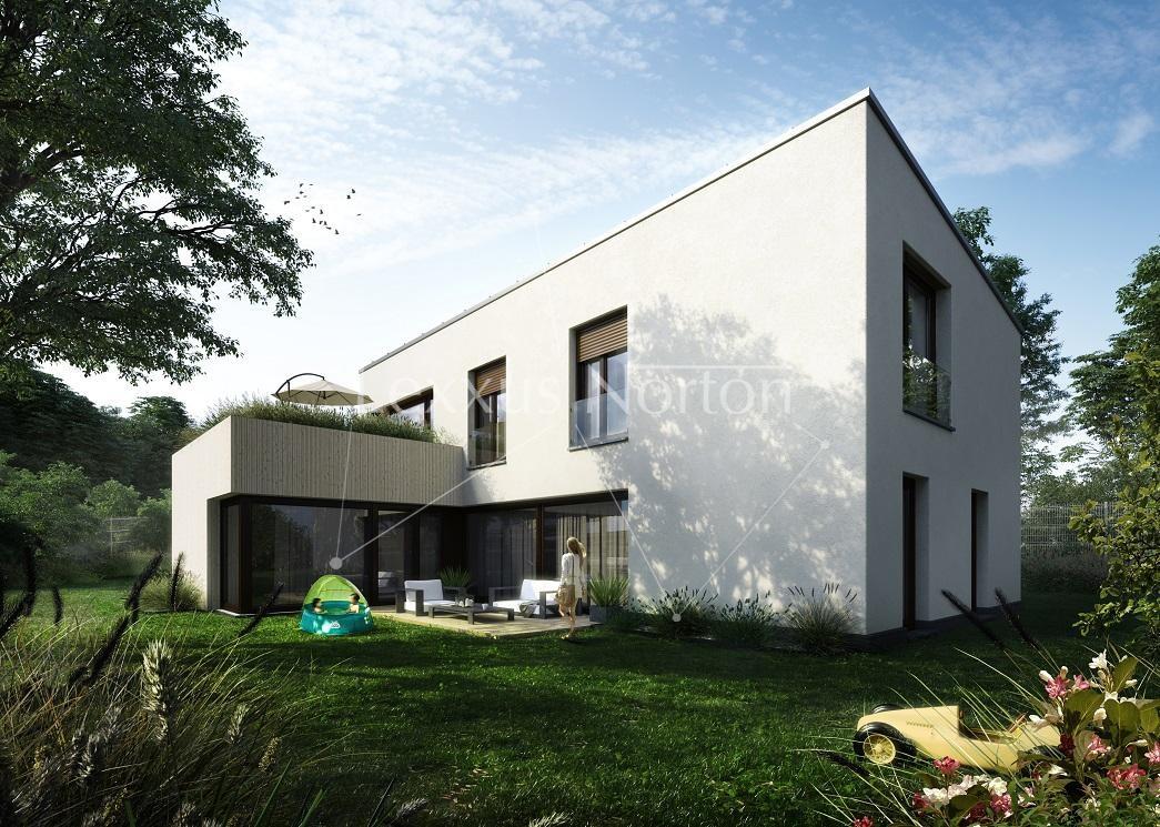 Lexxus Norton zahájil prodej luxusního projektu Vily Kejřův Park