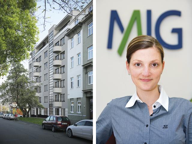 Klára Chupíková - Obchodní oddělení (MIG s.r.o.) -  REZIDENCE BRIGA