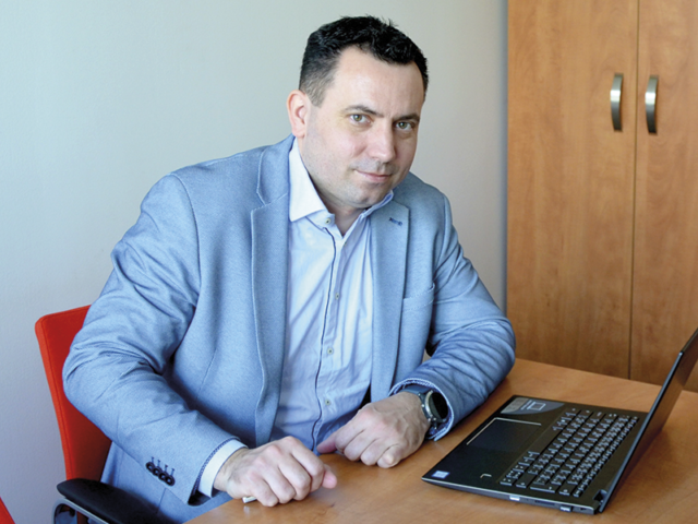 Ing. Martin Diviš - KOMFORT, a.s.