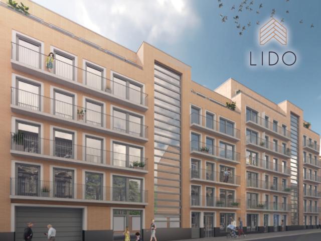 Bytový dům LIDO