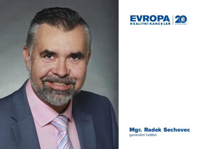 Radek Sechovec - generální ředitel