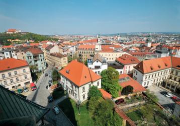 realitní trh Brno