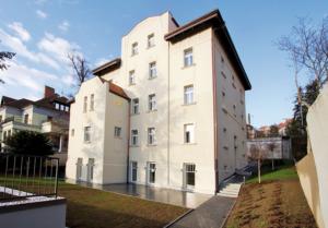 Prodej unikátních bytů ve vilové čtvrti