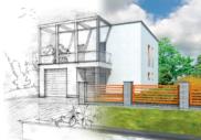 Postavit si dům na hypotéku