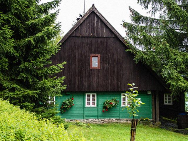 tepelná izolace střechy u starší chalupy