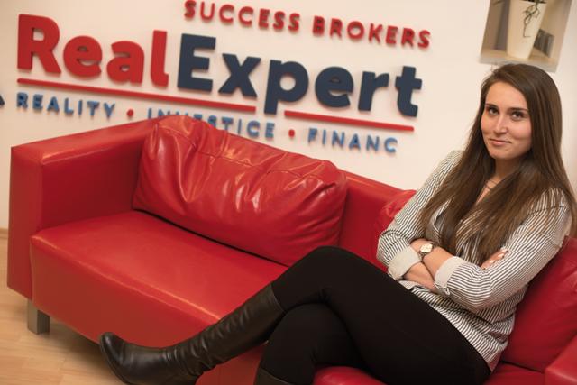 Alena Petržílková -  realitní makléř  RealExpert Success