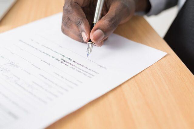 Zprostředkovatelská smlouva